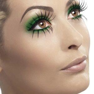 🍁🍂🎃 spider woman eyelashes